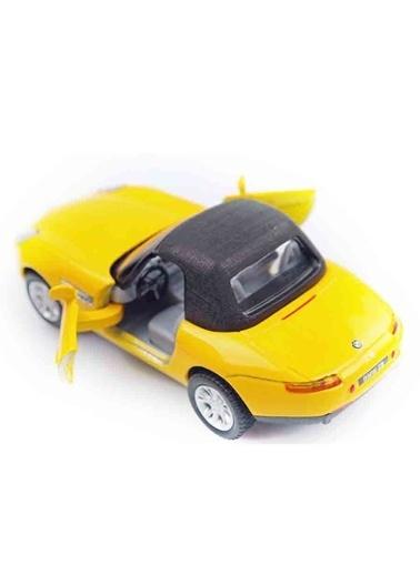 Kinsmart  BMW Z8  1/36   Sarı